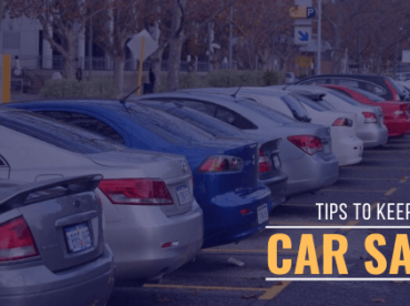 Tips to Keep Your Car Safe