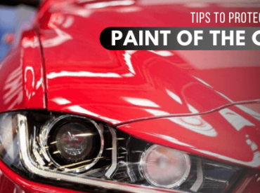 Tips to protect car paint