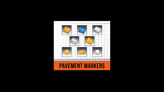 Pavement-Markers