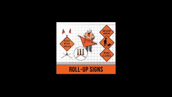 Roll-Up Signs