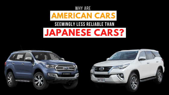 american cars less reliable than japanese cars