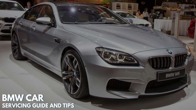BMW Car Servicing Guide And Tips