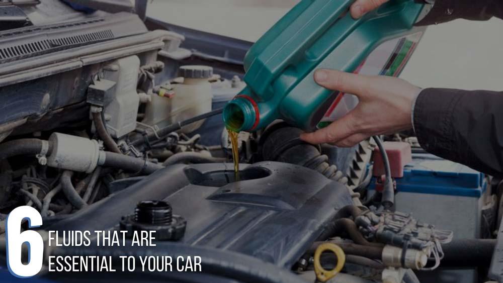 important car fluids