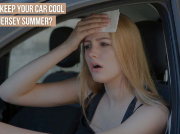 Keep Your Car Cool In New Jersey summer