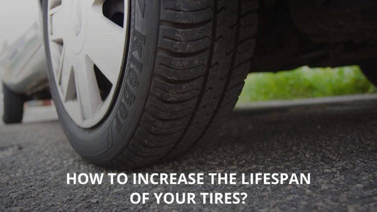 How to Increase the Lifespan of Car Tires?
